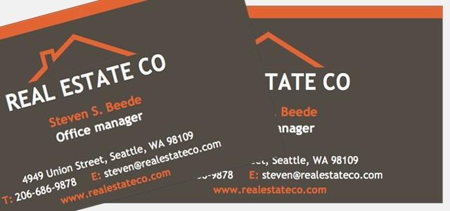 Business card real estate company theme istudio publisher page business card real estate company theme colourmoves
